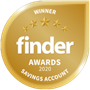Finder awards 2020 savings account