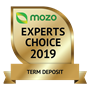 Mozo Experts Choice 2018 Term Deposit